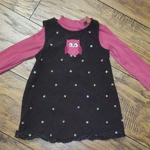 CUTE 2-Piece Infant Girl's GYMBOREE Dress Set!